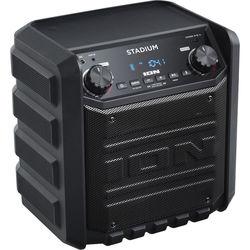 ION Audio Stadium Wireless Rechargeable Speaker System (Black)