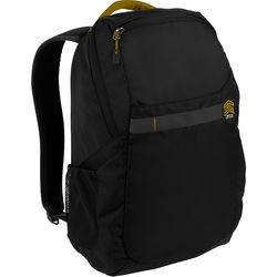 """STM Saga 15"""" Laptop Backpack (Black)"""