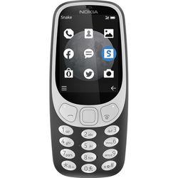 Nokia Nokia 3310 3G TA-1036 128MB Smartphone (Charcoal)