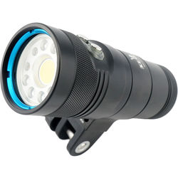 Kraken Sports Hydra 2500 WRU Macro Underwater Video Light (2500 Lumens)