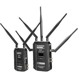 CINEGEARS Ghost-Eye Wireless HDMI & SDI Video Transmission Kit 400M V2 (V-Mount)