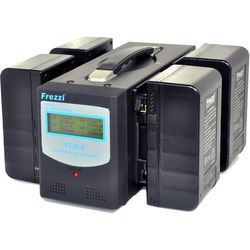 Frezzi Lithium-Ion Quad Power Battery Package (A/B-Mount)