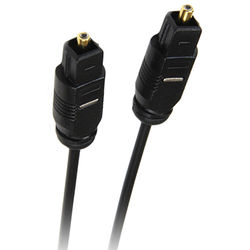 StarTech Toslink to Toslink Optical Audio Cable (10')