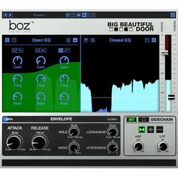 BOZ DIGITAL Big Beautiful Door - Dynamics Processor Plug-in (Download)