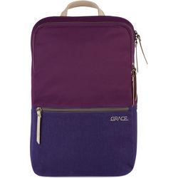 "STM Grace 15"" Laptop Backpack (Dark Purple)"