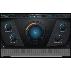 Antares Audio Technologies Auto-Tune Pro - Pitch and Time Vocal-Correction Software (Download)