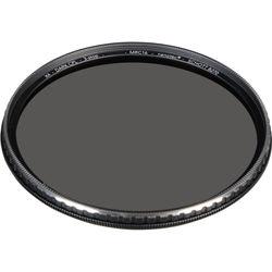Breakthrough Photography 58mm X4 Dark 3-Stop Titanium Circular Polarizer Filter