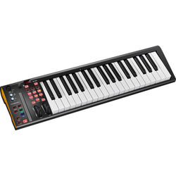 Icon Pro Audio iKeyboard 4S VST 37-Key MIDI Controller & 2-Channel USB Audio Interface