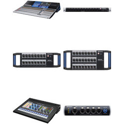 PreSonus StudioLive 40-Input Live Stage Mixing and Personal Monitor Mixer Kit