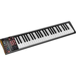 Icon Pro Audio iKeyboard 5S VST 49-Key MIDI Controller & 2-Channel USB Audio Interface