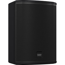 """Tannoy 1600-Watt 8""""Dual Coaxial Powered Sound Reinforcement Loudspeaker with Integrated Class-D Amplifier"""