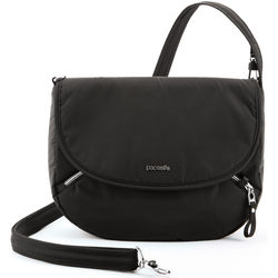 Pacsafe Stylesafe Anti-Theft Crossbody Bag (Black)
