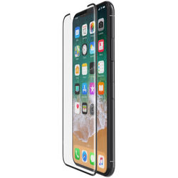 Belkin ScreenForce TemperedCurve Screen Protector for iPhone X/XS