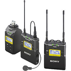 Sony UWP-D16 Camera-Mount Wireless Combo Microphone System (UC90: 941 to 960 MHz)