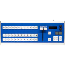 SKAARHOJ C201 Desktop Controller with 12 Buttons