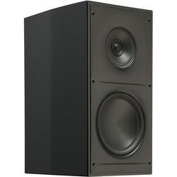 "ELAC Adante AS-61 6.5"" 3-Way Bookshelf Speaker (Gloss Black, Single)"