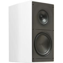 "ELAC Adante AS-61 6.5"" 3-Way Bookshelf Speaker (Gloss White, Single)"