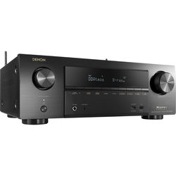Denon AVR-X1500H 7.2-Channel Network A/V Receiver