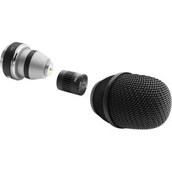 DPA Microphones d:facto 4018V Softboost Supercardioid Microphone with SE5 Wireless Adapter (Black)