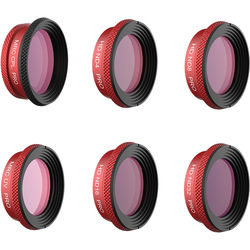 PGYTECH Pro Lens Filter Kit for DJI Mavic Air (UV / CPL / ND4/8/16/32)