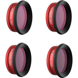 PGYTECH Pro Lens ND-PL Filter Kit for DJI Mavic Air (Set of 4)