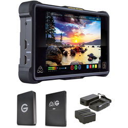 Atomos Shogun Inferno with G-Technology 1TB SSD Kit and Power Kit