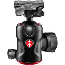 Manfrotto Manfrotto 496 Ball Head with 200PL-PRO Quick Release Plate