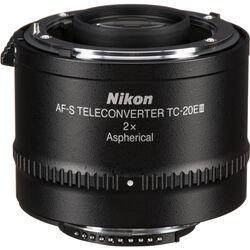 Nikon AF-S Teleconverter TC-20E III (Refurbished)