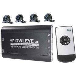 CINEGEARS OWLEYE Auto VR 360° DVR System for Commercial Vehicles V1.2