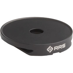 Really Right Stuff TH-DVTL-40 Round Dovetail Plate