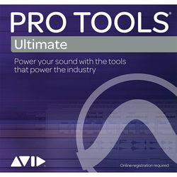 Avid Pro Tools   Ultimate 1-Year Software Updates & Support Plan Renewal for Annual Subscription (Boxed)