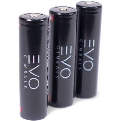 EVO Gimbals IMR 18650-MP 3-Battery Pack for EVO RAGE3 or Zhiyun Crane 2