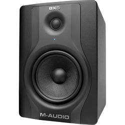 "M-Audio BX5 Carbon 5"" 2-Way 70W Active Studio Monitor (Black)"