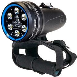 Light & Motion SOLA Dive 1200 S/F FC LED Light (Black)