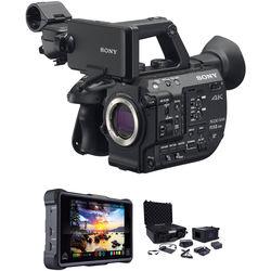 Sony FS5 II ProRes RAW Atomos Kit