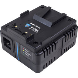 Hawk-Woods Single Channel Mini V-Lok 3A Fast Charger