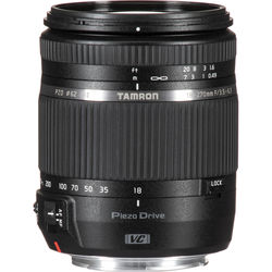 Tamron 18-270mm f/3.5-6.3 Di II VC PZD Lens for Canon EF