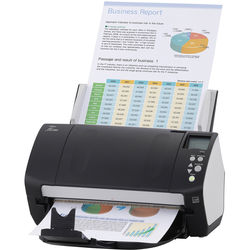Fujitsu fi-7160 Document Scanner (2018 Version)