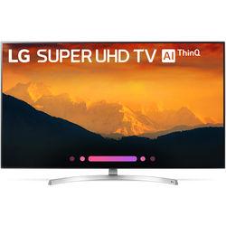 "LG SK9000 Series 55""-Class HDR UHD Smart Nano Cell IPS LED TV"