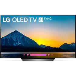 """LG B8PUA 55"""" Class HDR UHD Smart OLED TV"""