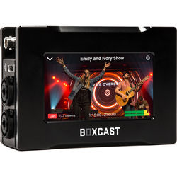 BoxCast BoxCaster Pro Streaming Encoder