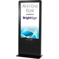 Peerless-AV All-in-One 1080p Digital Signage Kiosk (Black)