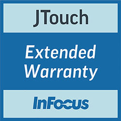 """InFocus 86"""" JTouch Extended Warranty for 2-Year"""
