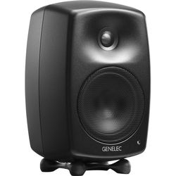 "Genelec G Three 50W Active Speaker - 5"" (Black)"