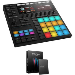 Native Instruments MASCHINE MK3 with KOMPLETE 11 Software (Ultimate Upgrade Edition)