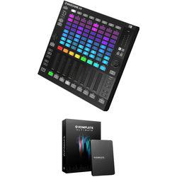Native Instruments KOMPLETE MASCHINE Jam Kit with KOMPLETE 11 Software (Ultimate Upgrade Edition)