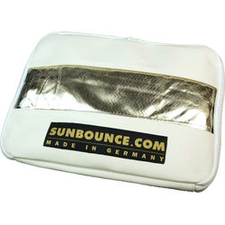 Sunbounce Screen-Saver Bag with ID Window (White)