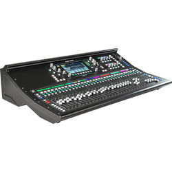 Allen & Heath SQ-7 48-Channel / 36-Bus Digital Mixer with 32+1 Motorized Faders