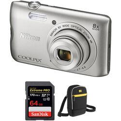 Nikon COOLPIX A300 Digital Camera Basic Kit