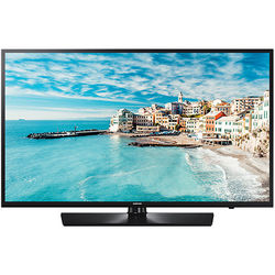 """Samsung 55"""" 690U Series Luxury 4K UHD Hospitality TV for Guest Engagement"""